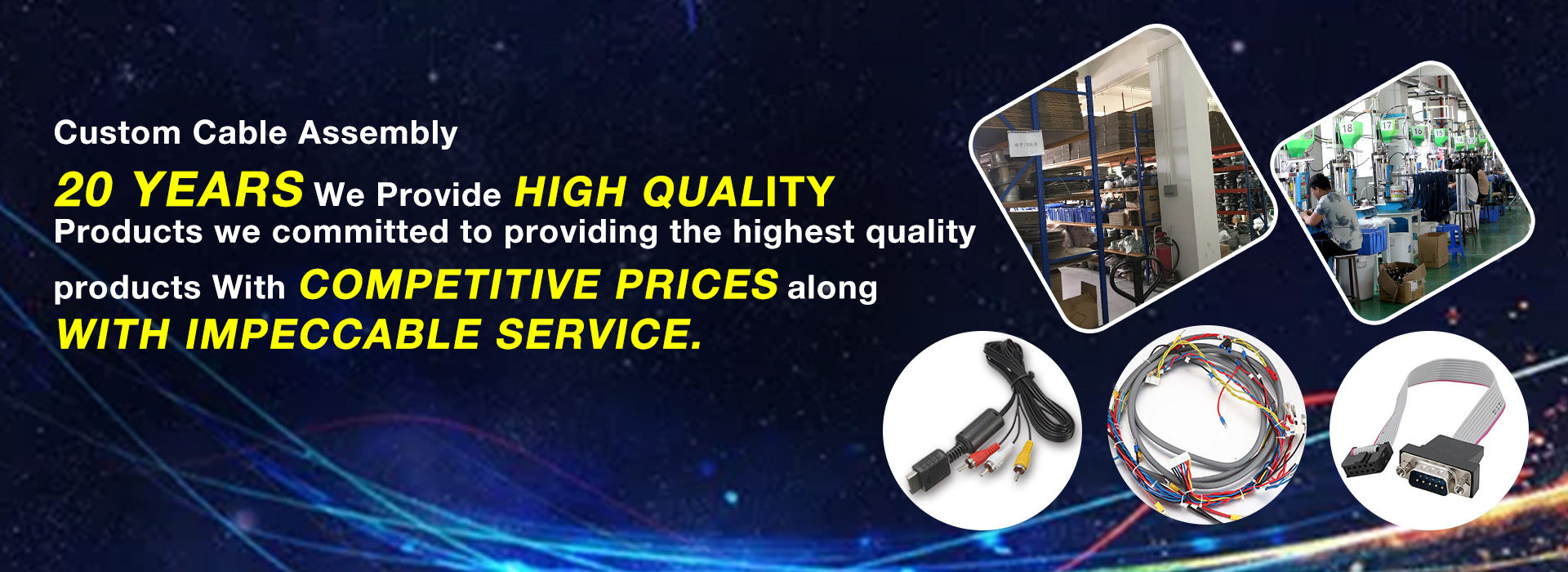 Sinnhong Electronics Manufacturing Colimited Cable Assembly And Wire Harness Workbench 1