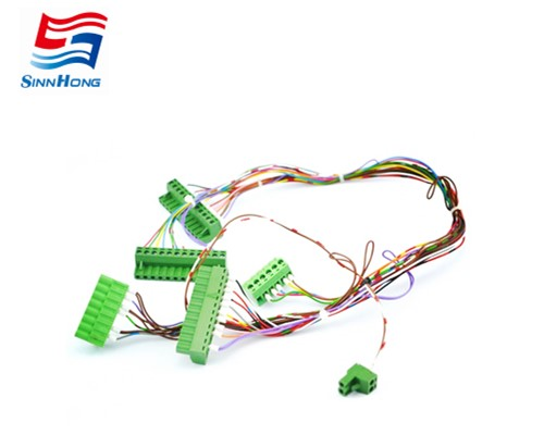 Terminal block Electrical Wire Harness